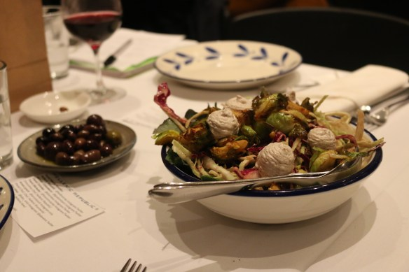 Hellenic Republic - Lahanosalata - cabbage salad