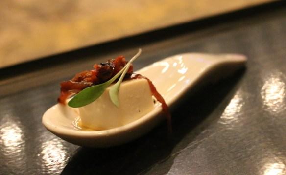 Alumbra - Tofu w blackbean & ginger dressing