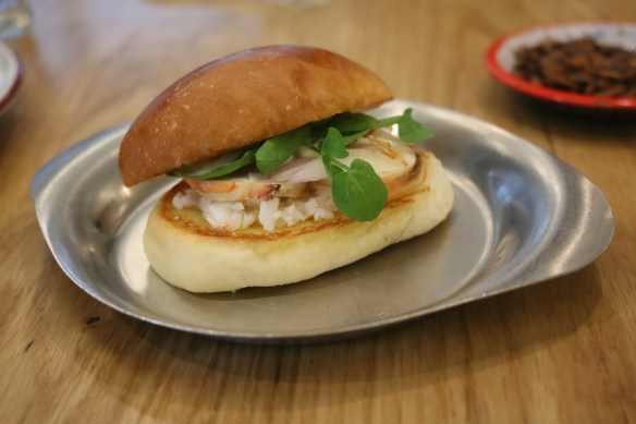 Supernormal - New England lobster roll