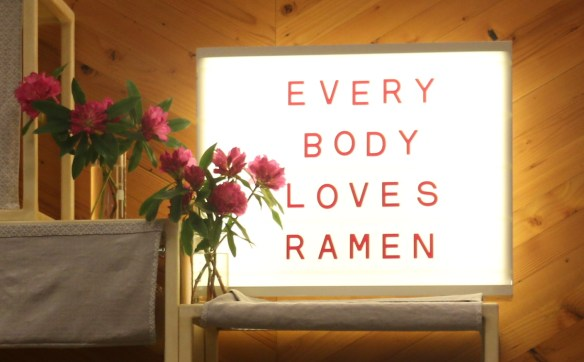 Supernormal - Everybody loves ramen