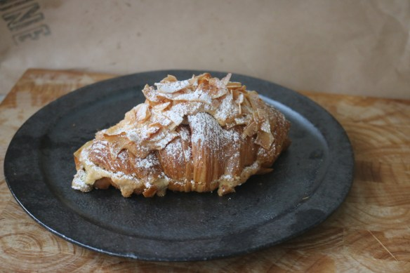 Lune Croissanterie - Twice-baked almond croissant