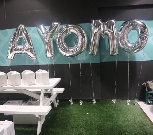 Ayomo QV - Melbourne