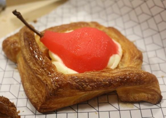 Rustica Canteen - Pear danish