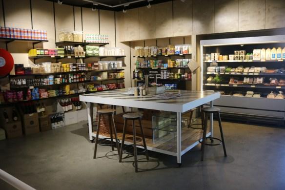 Jack Horner - Grocery store