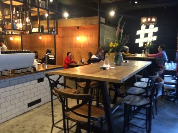 Hash Specialty Coffee & Roasters - Venue