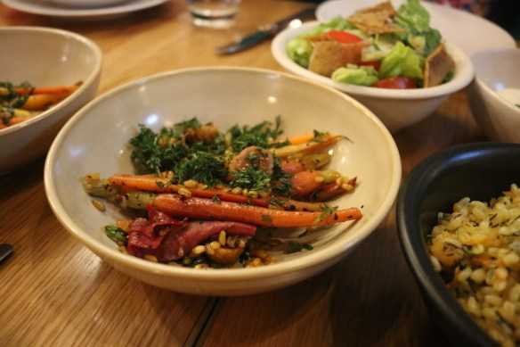 Maha - Roasted carrots