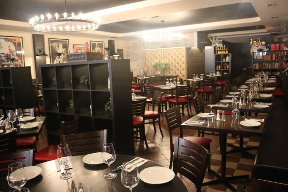 Carmine's Bistro - Venue