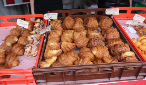 Paris to Province - Croissants