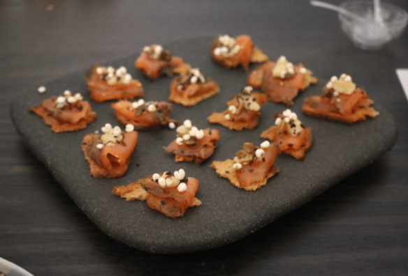 Uncommon - salmon pastrami