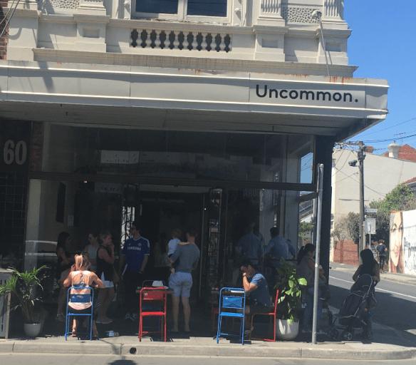 Uncommon - Street view