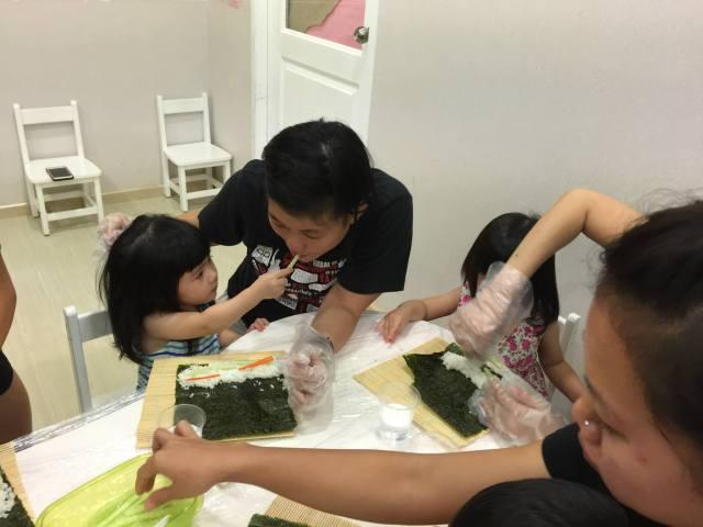 Sushifeeding