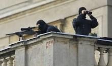 Σε κόκκινο συναγερμό το κέντρο της Αθήνας με πάνω από 6.000 αστυνομικούς για την επίσκεψη της Μέρκελ