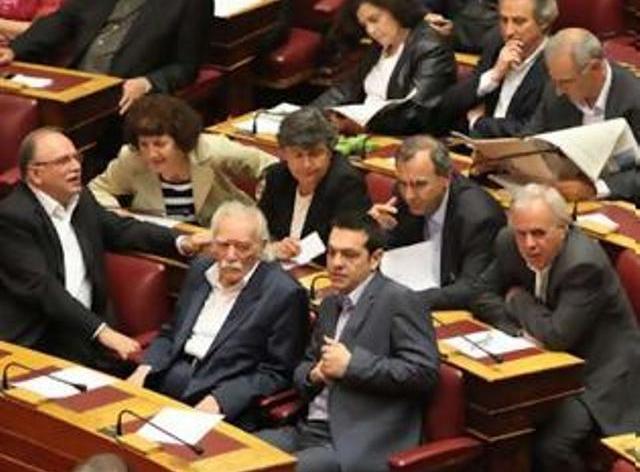 ΣΥΡΙΖΑ βουλευτες