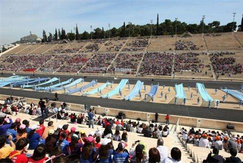 αναβιωση Ολυμπιακών αγωνων