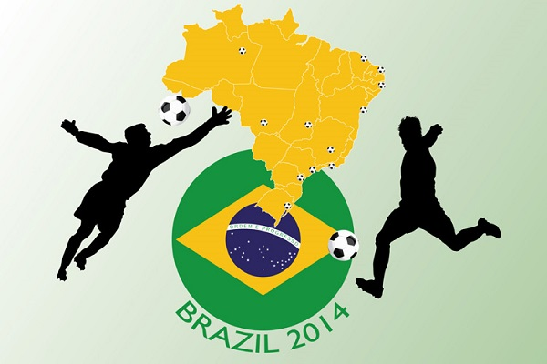 βραζιλια 2014