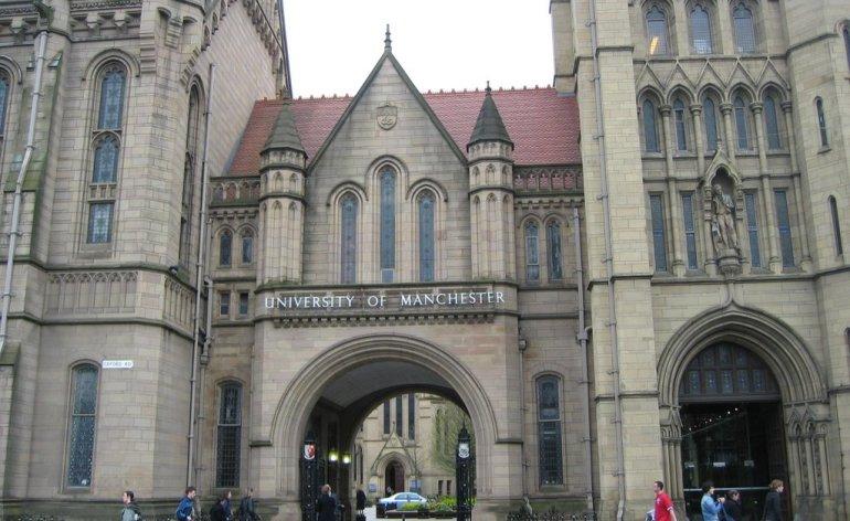 πανεπιστήμιο Μάντσεστερ