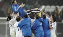 Ο Ρεχάγκελ μετά την εθνική Ελλάδος, ανέλαβε την ομάδα «Μέρκελ»