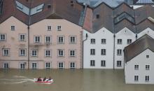 Δεκατρείς νεκροί από τις πλημμύρες σε Γερμανία, Τσεχία, Αυστρία (φωτο + video)