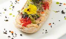 Δεύτερο στον κόσμο το σάντουιτς «αποδομημένη φασολάδα»