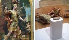 Όταν μία selfie κατέστρεψε ένα άγαλμα!
