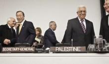 Για πρώτη φορά η Παλαιστίνη ψήφισε στη Γενική Συνέλευση του ΟΗΕ