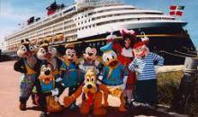 Το κρουαζιερόπλοιο της Disney θα βολτάρει στα ελληνικά νησιά! Δείτε το πρόγραμμα και κλείστε εισιτήρια!