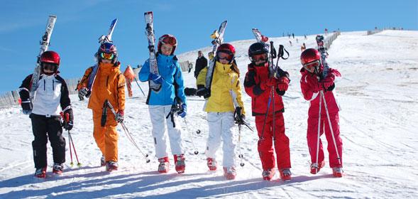 ski paidia