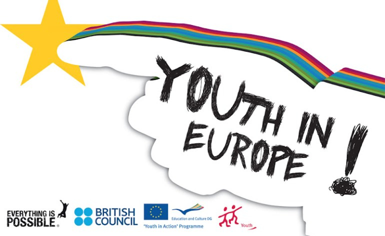 Youth in Europe LOGO TO USE BQ