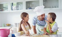 Μπαμπάς με παιδιά μόνος για ένα ΣΚ: Το απίστευτο γράμμα μίας μητέρας