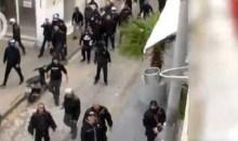 Πρόκληση Χρυσής Αυγής: Προκάλεσαν επεισόδια στον τόπο που δολοφονήθηκε ο Π. Φύσσας