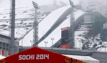 Δορυφόρος της NASA καταγράφει τους Ολυμπιακούς Αγώνες του Σότσι (photos)