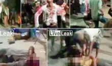 Σοκαριστικό βίντεο! Χόρευε Gangnam Style σε γάμο και σκότωσε τρεις καλεσμένους