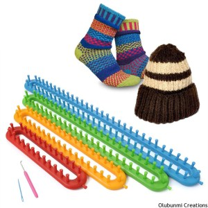 Knifty Knitter Long Loom Set