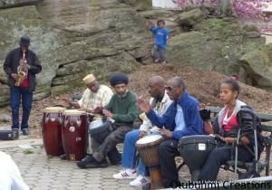Marcus Garvey Drummers