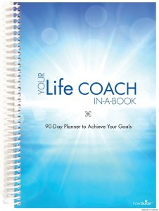 Your Life Coach 90 Day Goals Planner