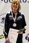 Cristina Gordet, Bronze medalist