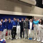 Olympia's team