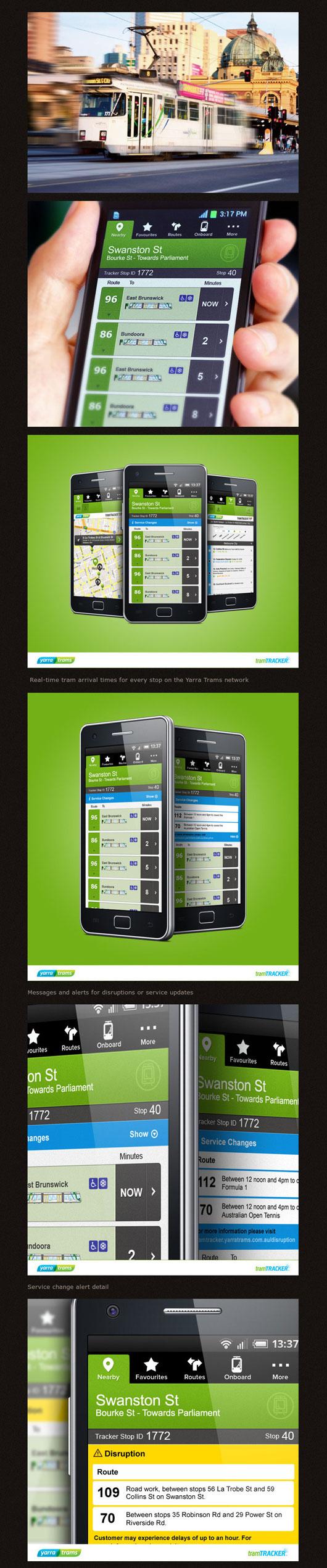 Android App UI Designs