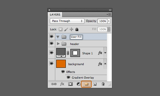 How to Design Login Form in Photoshop