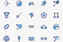Free Olympic Icons
