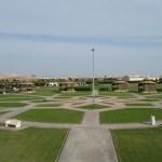 A very pretty public park in Al-Buraimi