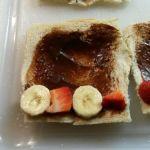Toastscheibenbelegung