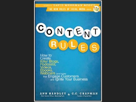 Awesome roundup of FREE Content Marketing eBooks and Cheatsheets