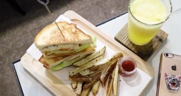 《美食*新北新莊區》無名女孩的廚房。輔大商圈早午餐,一份自製的心意
