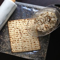 A Brick by Any Other Name -- Mastering Matzo Farfel Kugel for Passover