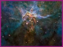 Eagle Nebula with border