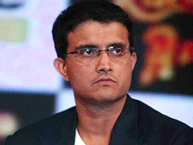 saurav ganguly on anushka sharma