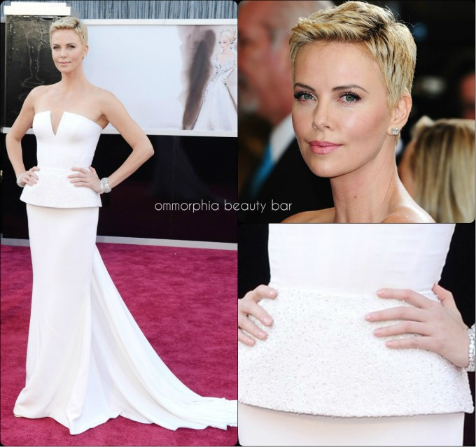 Charlize Theron - Dior Couture