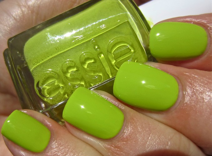 essie The More The Merrier swatch