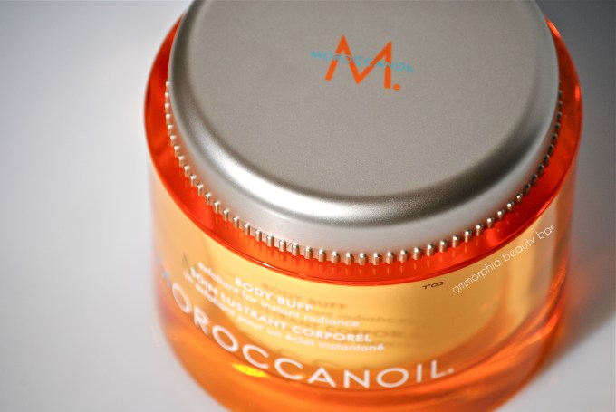 Moroccanoil Body Buff closed